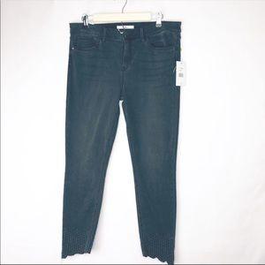 SAM EDELMAN The Petite Kitten Skinny Jeans NWT  14